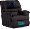 Imperial International Carolina Panthers Big Daddy Microfiber Recliner