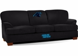 Imperial International Carolina Panthers First Team Microfiber Sofa