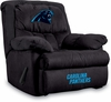 Imperial International Carolina Panthers Microfiber Home Team Recliner