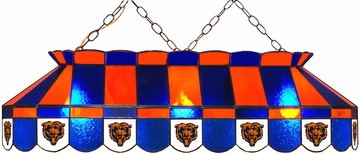 "Imperial International Chicago Bears 40"" Glass Lamp"