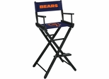 Imperial International Chicago Bears Bar Height Directors Chair
