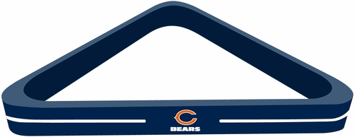 Imperial International Chicago Bears Billiard Triangle