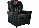 Imperial International Chicago Bears Faux Leather Kids Recliner