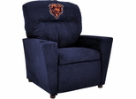 Imperial International Chicago Bears Kids Microfiber Recliner