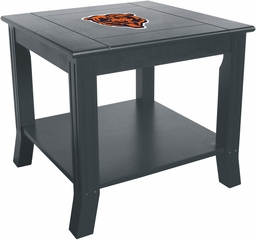 Imperial International Chicago Bears Side Table