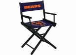 Imperial International Chicago Bears Table Height Directors Chair