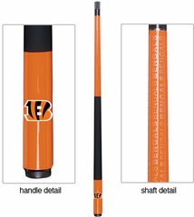 Imperial International Cincinnati Bengals Billiard Cue Stick