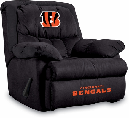 Imperial International Cincinnati Bengals Microfiber Home Team Recliner