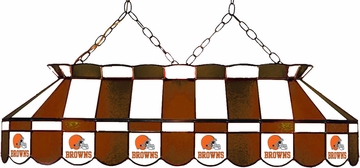 "Imperial International Cleveland Browns 40"" Glass Lamp"