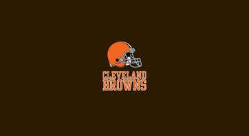 Imperial International Cleveland Browns 8' Billiard Cloth