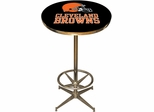 Imperial International Cleveland Browns Pub Table