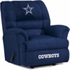 Imperial International Dallas Cowboys Big Daddy Microfiber Recliner