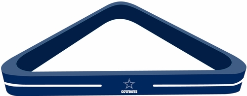 Imperial International Dallas Cowboys Billiard Triangle