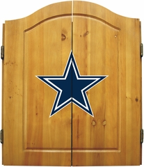 Imperial International Dallas Cowboys Dart Cabinet