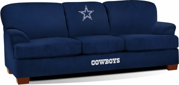 Imperial International Dallas Cowboys First Team Microfiber Sofa