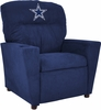 Imperial International Dallas Cowboys Kids Microfiber Recliner