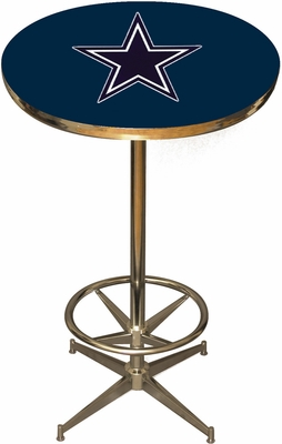 Imperial International Dallas Cowboys Pub Table