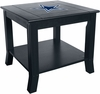 Imperial International Dallas Cowboys Side Table