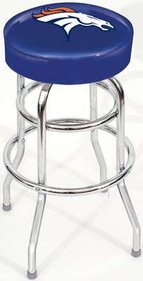 Imperial International Denver Broncos Bar Stool