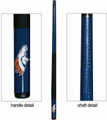 Imperial International Denver Broncos Billiard Cue Stick