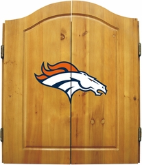 Imperial International Denver Broncos Dart Cabinet