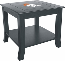 Imperial International Denver Broncos Side Table