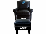 Imperial International Detroit Lions Game Time Chair & Ottoman