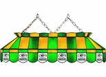 "Imperial International Green Bay Packers 40"" Glass Lamp"