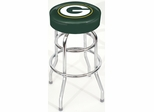 Imperial International Green Bay Packers Bar Stool