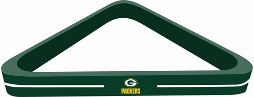 Imperial International Green Bay Packers Billiard Triangle