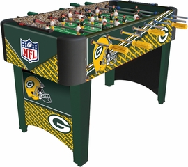 Imperial International Green Bay Packers Foosball Table