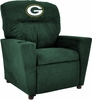 Imperial International Green Bay Packers Kids Microfiber Recliner