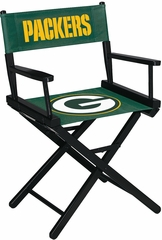 Imperial International Green Bay Packers Table Height Directors Chair