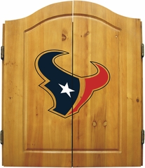 Imperial International Houston Texans Dart Cabinet