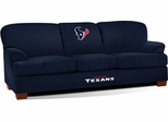 Imperial International Houston Texans First Team Microfiber Sofa