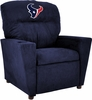 Imperial International Houston Texans Kids Microfiber Recliner