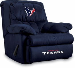 Imperial International Houston Texans Microfiber Home Team Recliner