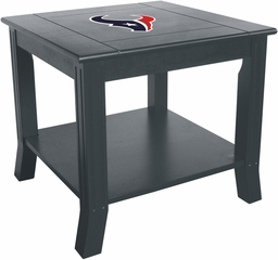 Imperial International Houston Texans Side Table