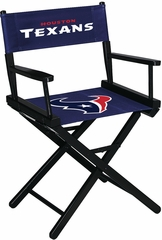 Imperial International Houston Texans Table Height Directors Chair