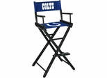 Imperial International Indianapolis Colts Bar Height Directors Chair