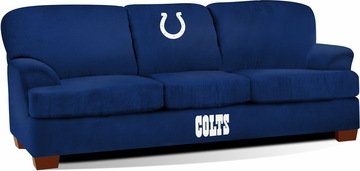 Imperial International Indianapolis Colts First Team Microfiber Sofa