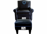 Imperial International Indianapolis Colts Game Time Chair & Ottoman