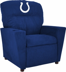 Imperial International Indianapolis Colts Kids Microfiber Recliner
