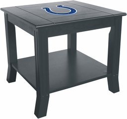 Imperial International Indianapolis Colts Side Table