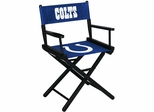 Imperial International Indianapolis Colts Table Height Directors Chair
