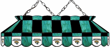 "Imperial International Jacksonville Jaguars 40"" Glass Lamp"