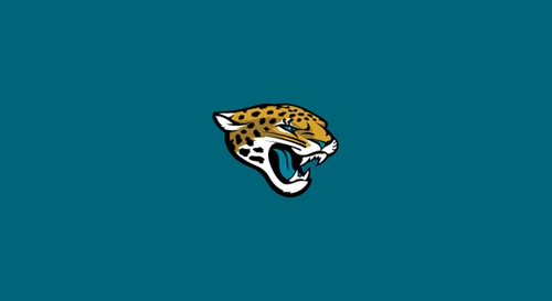 Imperial International Jacksonville Jaguars 8' Billiard Cloth