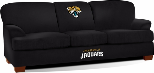 Imperial International Jacksonville Jaguars First Team Microfiber Sofa