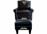 Imperial International Jacksonville Jaguars Game Time Chair & Ottoman
