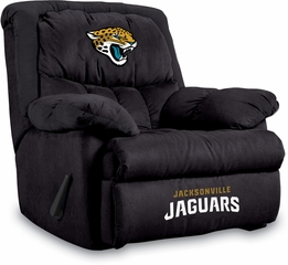 Imperial International Jacksonville Jaguars Microfiber Home Team Recliner